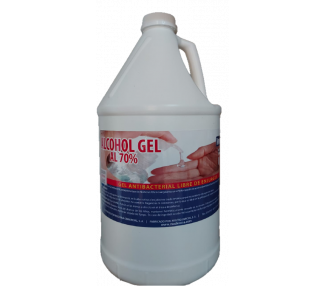 ALCOHOL GEL AL 70% GALON COD: ALGM